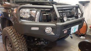 2016 Tundra ARB / Ready Lift Review