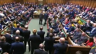 Phillip Lee MP crosses the floor to sit with the Lib Dems costing Conservatives working majority