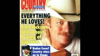 Alan Jackson  - Look At Me