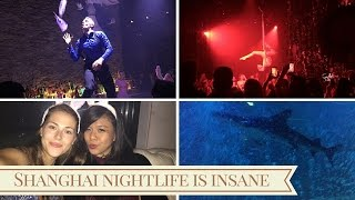 Shanghai nightlife is insane | A SEMESTER IN SHANGHAI | Vlog #4