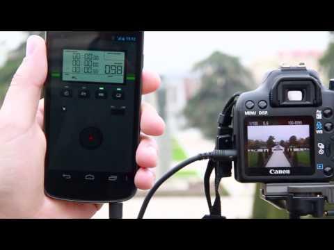 Video of PhotoIRmote