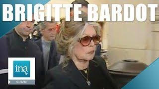 Brigitte Bardot Comdannée Pour Haine Raciale | Archive INA