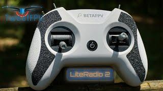 BetaFPV LiteRadio2 first look #betafpv