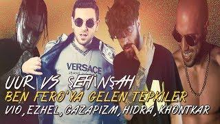 uuR vs. Şehinşah | Ben Fero'ya Gelen Tepkiler (Türkçe Rap Gündem: Şubat)