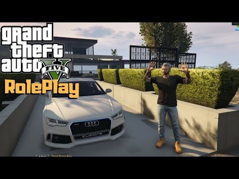 GTA 5 Roleplay - Surprised Opie With New House And Car - Ep. 148 - CV