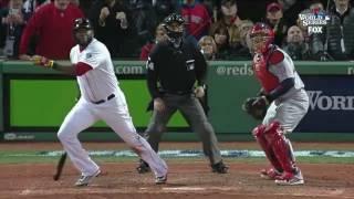 David Ortiz 2013 World Series Highlights
