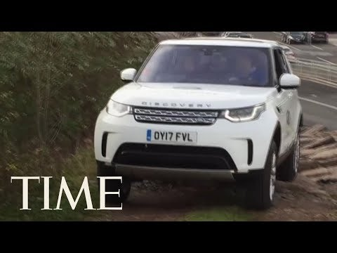 Prince William And Kate Middleton Lived On The Edge And Went Off-Roading | TIME
