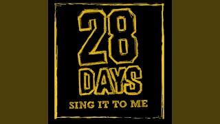 Sing It To Me