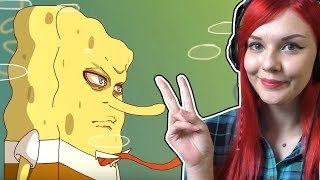 АНИМЕ СПАНЧ БОБ АНИМАЦИЯ! The SpongeBob SquarePants Anime - OP 1 (Original Animation) РЕАКЦИЯ