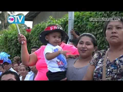 Aperturan casa del gigante sandinista en el municipio de la Concepción