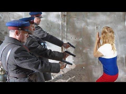 Путинские каратели несовершеннолетних девушек. Защита от неоНКВД