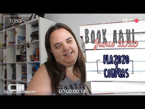 BOOK HAUL || Junio 2020  Colaboraciones PLA2020 y compras