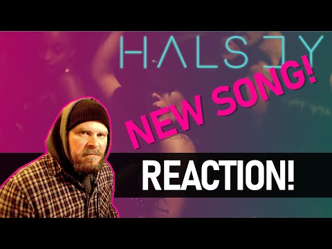 WOW! She did THAT! | HALSEY (YOU SHOULD BE SAD) NEW SONG DEBUT LIVE! (REACTION!!!)