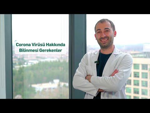 Dr. Hakan Gültekin – Corona Virüsü Hakkında Bilinmesi Gerekenler