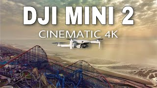 DJI MINI 2 | CINEMATIC VIDEO 4K