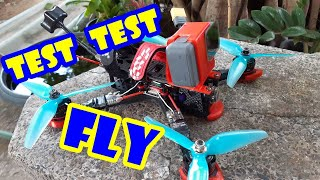 MY NEW BABY:FPV Freestyle