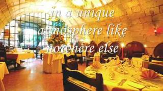 preview picture of video 'Bacchus Restaurant Mdina - Valentine Promo'