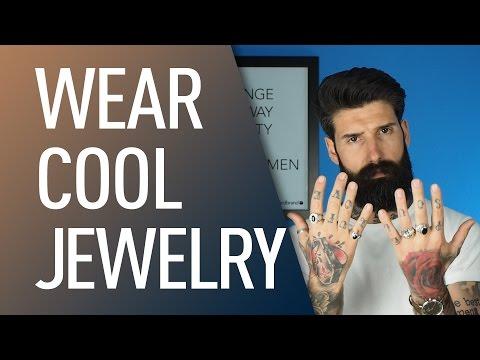 How to Wear Men's Jewelry   Carlos Costa