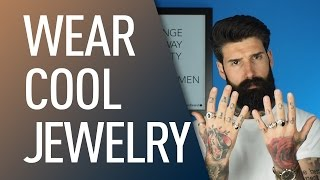 How To Wear Mens Jewelry | Carlos Costa