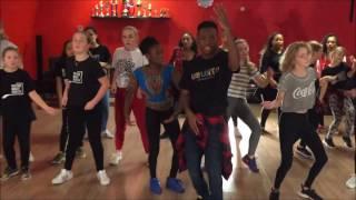 Yemi Alade   Tumbum (Official Dance) Choreo By Petit Afro    Tresor Dance Centre Hoogeveen