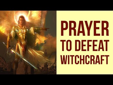 POWERFUL PRAYER TO DEFEAT WITCHCRAFT   ✅