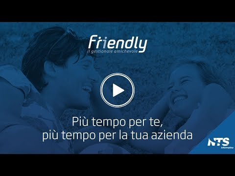 Preview video Friendly - piu´ tempo per te e per la tua azienda