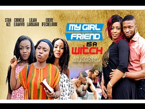My Girlfriend Is A Witch - 2017 Latest Nigerian Nollywood Movie [PREMIUM]