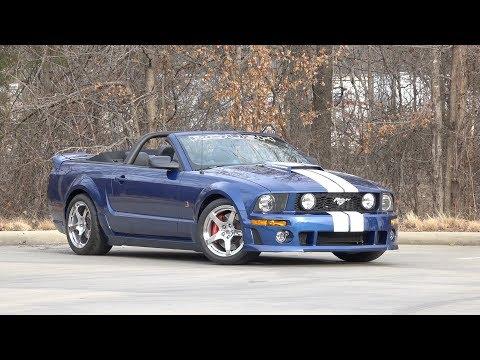 Video of '07 Mustang - MFKM