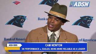 Cam Newton Pilots Epic Panthers Comeback (Video)