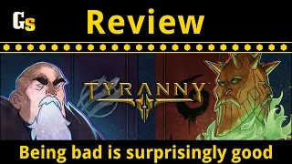 Tyranny Review - Being bad is surprisingly good