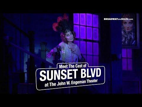 Meet The Cast of Sunset Blvd at the Engeman Theater