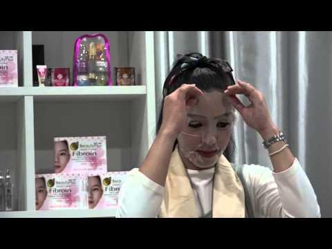 fibroin collagen mask