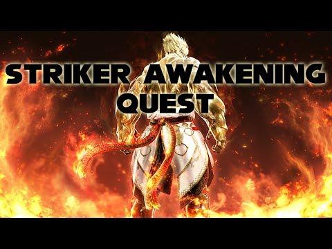 Striker Awakening quest made much simpler in KR — MMORPG com
