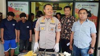 Polisi Ringkus Dua Spesialis Pencuri Motor di Pulogadung