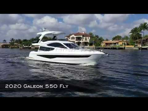2020 Galeon                                                              550 Fly Image Thumbnail #0