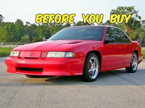 Watch This BEFORE You Buy a Chevy Lumina Z34