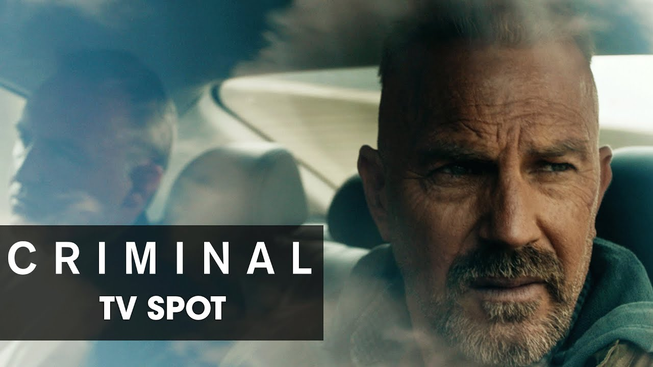 Trailer för Criminal