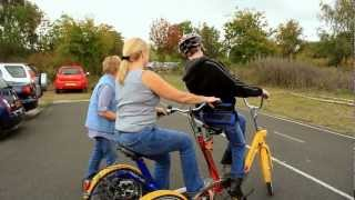 preview picture of video 'Pedal Power - Groundwork North Wales'