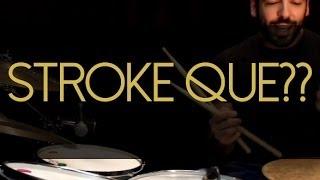 Rudimentos explicados: 5 7 9 e 11 stroke roll