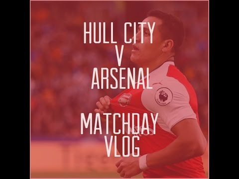 Download Hull 1 V 4 Arsenal | Matchday Vlog | Game 6 HD Mp4 3GP Video and MP3