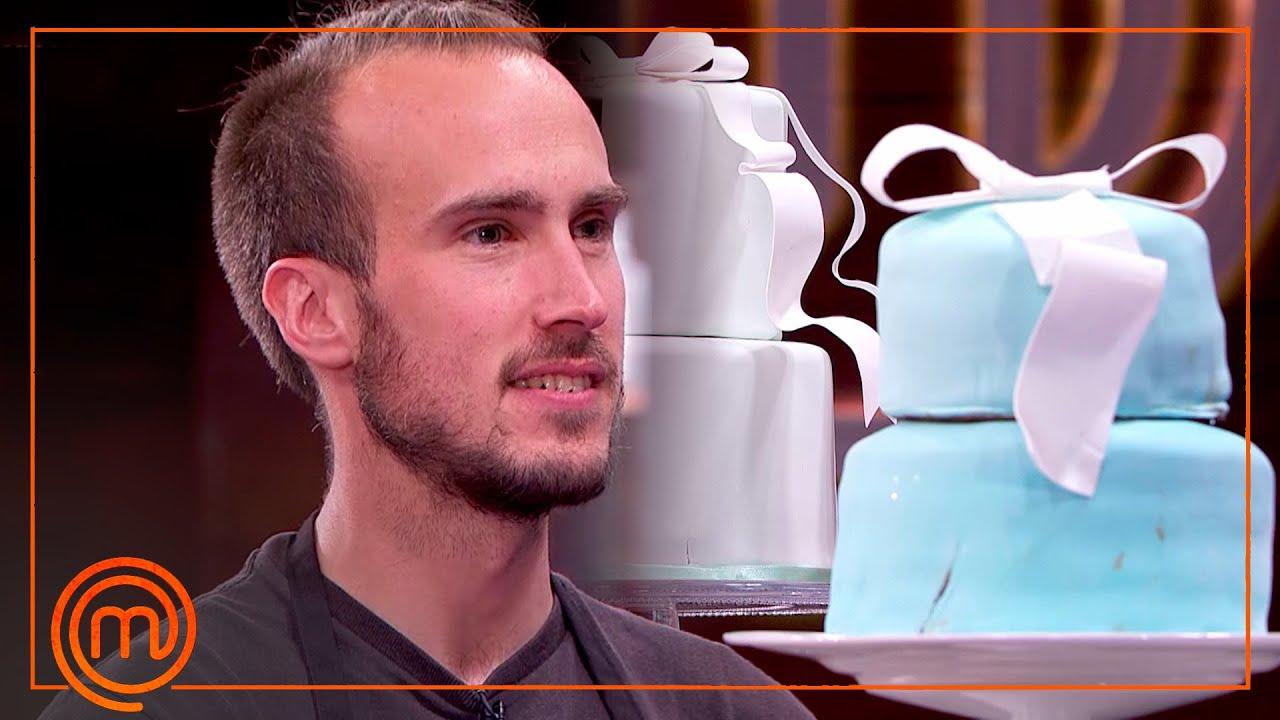 El català que va ser insultat a 'Masterchef' triomfa amb el seu pastís