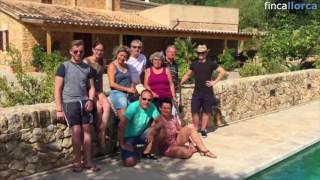 Video Patrick mit Familie und Freunden