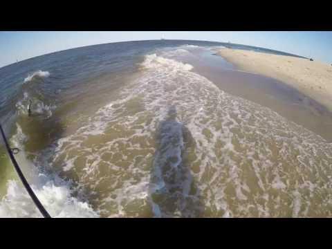 Insane Blues Bite - Staten Island, NY Coastal Fishing Videos