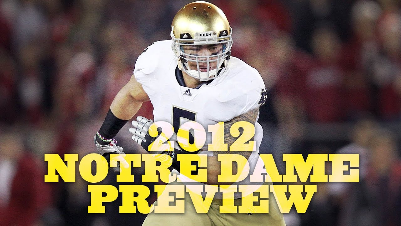 Notre Dame 2012 Football Preview and Schedule thumbnail