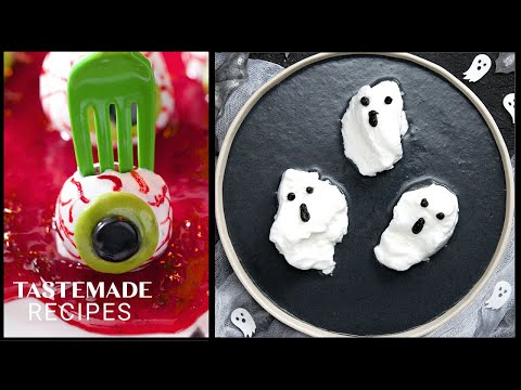 These 15 Fun Halloween Treats are Monster-ously Easy! | Tastemade Sweeten