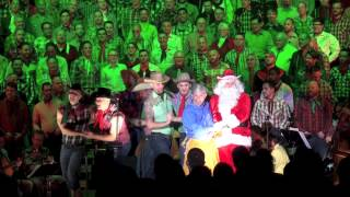 Two Step 'Round the Christmas Tree - Christmas Song