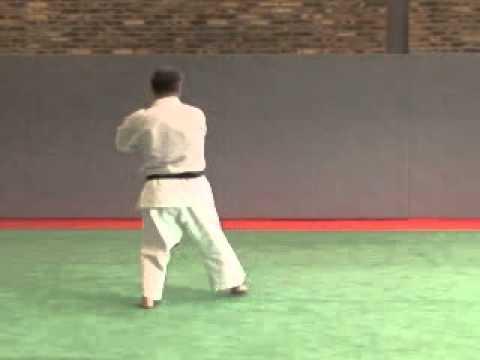 6. Kushanku Wado Ryu