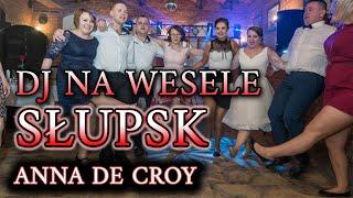 Wesele Anna De Croy w Słupsku. Dj na wesele Słupsk