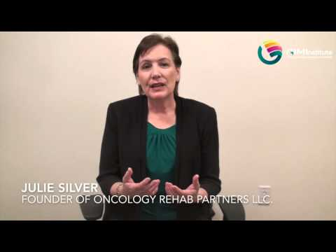 Innovation in the HealthCare Industry: Julie Silver – Founder of Oncology Rehab Partners LLC.