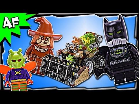 Vidéo LEGO DC Comics 76054 : Batman : la récolte de peur de l'Épouvantail